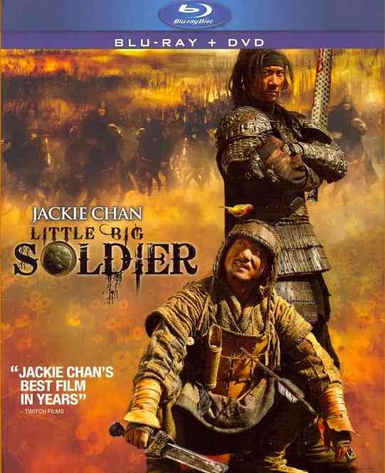 LITTLE BIG SOLDIER BY CHAN,JACKIE (Blu-Ray)